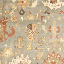 <strong>Safavieh</strong> Heirloom Blue/Creme Rug