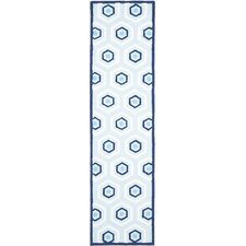 <strong>Safavieh</strong> Kids Blue/Ivory Rug