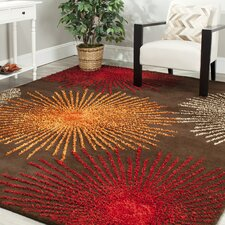Soho Brown Area Rug