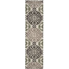 <strong>Safavieh</strong> Wyndham Ivory / Brown II Rug