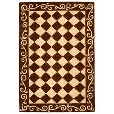 Chelsea Brown / Ivory Area Rug