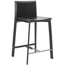 "Anastasia 24"" Barstool (Set of 2)"