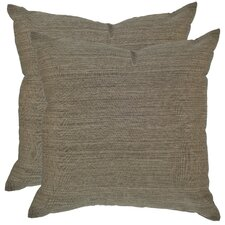 <strong>Safavieh</strong> Maci Polyester Decorative Pillow (Set of 2)