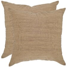 <strong>Safavieh</strong> Lincoln Polyester Decorative Pillow (Set of 2)