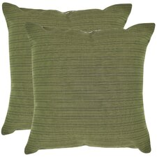 <strong>Safavieh</strong> Jeremy Polyester Decorative Pillow (Set of 2)