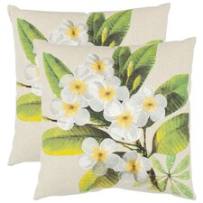 <strong>Safavieh</strong> Colt Cotton Decorative Pillow (Set of 2)