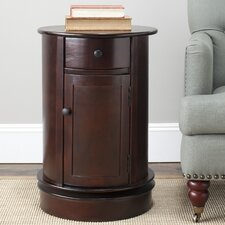 Toby Oval 1 Drawer Cabinet