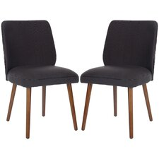 <strong>Safavieh</strong> Zara Side Chair (Set of 2)