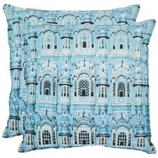 <strong>Safavieh</strong> Verona Cotton Decorative Pillow (Set of 2)