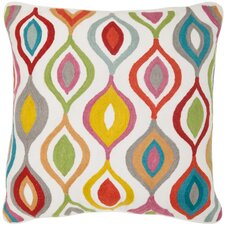 Balloon Cotton Throw Pillow (Set of 2)