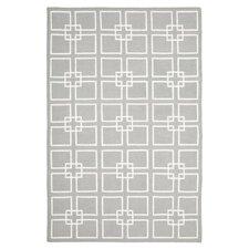 Martha Stewart Cement Gray Area Rug