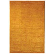 Tibetan Velvet Straw Orange Rug