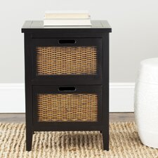 Jonah 2 Drawer Nightstand