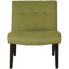 Khloe Fabric Lounge Chair