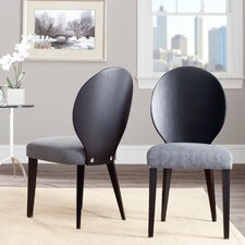 <strong>Safavieh</strong> Cameron Side Chair (Set of 2)