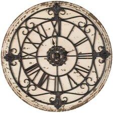 "Oversized 25"" Jerry Wall Clock"
