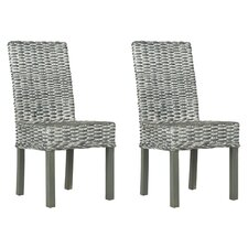 <strong>Safavieh</strong> Wheatley Side Chair (Set of 2)