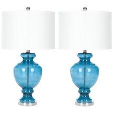 "28"" H 1 Light Table Lamp (Set of 2)"