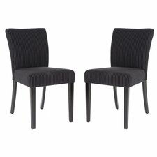 <strong>Safavieh</strong> Mavis KD Parsons Chair (Set of 2)