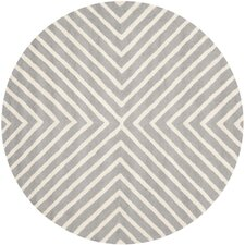 Christa Silver/Ivory Area Rug