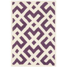 Chatham Purple / Ivory Rug
