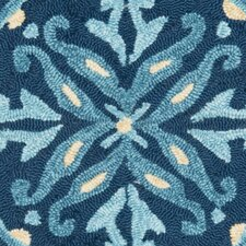 <strong>Safavieh</strong> Four Seasons Blue / Multi Rug