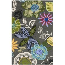 Four Seasons Grey / Multi Outdoor Rug