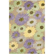 Wilton Taupe / Lilac Rug