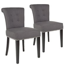 "<strong>Safavieh</strong> Sinclair ""Ring"" Side Chair (Set of 2)"