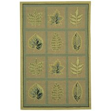 <strong>Safavieh</strong> Chelsea Forest Tan Novelty Rug