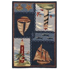 Chelsea Cape Cod Novelty Rug