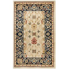 <strong>Safavieh</strong> Austin Cream/Navy Rug