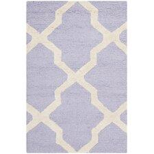 Cambridge Lavender & Ivory Area Rug