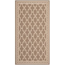 Courtyard Dark Beige/Beige Indoor/Outdoor Rug