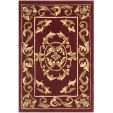 <strong>Safavieh</strong> Naples Burgundy Rug