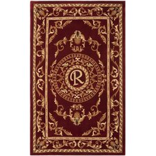 <strong>Safavieh</strong> Naples Burgundy R Rug