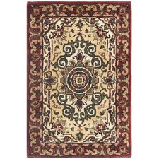 Persian Legend Ivory/Rust Rug