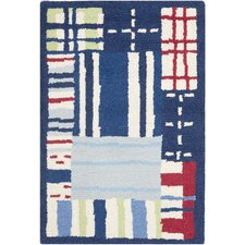 Kids Blue/Multi Rug