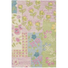 <strong>Safavieh</strong> Kids Pink/Multi Rug