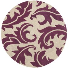 Soho Purple/Beige Rug