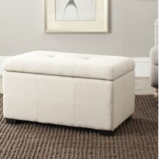 Violet Bedroom Storage Ottoman