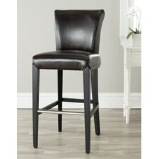 Ariel Bar Stool in Brown