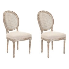 <strong>Safavieh</strong> Alex Side Chair (Set of 2)