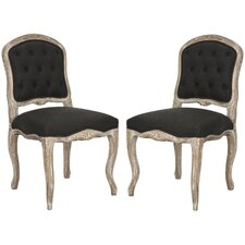 <strong>Safavieh</strong> Annabelle Side Chair (Set of 2)