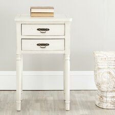Cindy 2 Drawer Nightstand