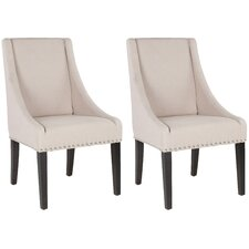 <strong>Safavieh</strong> Britannia Side Chair (Set of 2)