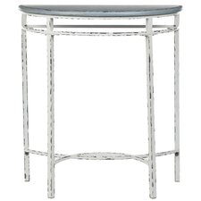 Tessa Demilune Console Table