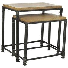 Abraham 2 Piece Nesting Tables