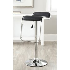 <strong>Safavieh</strong> Taronda Adjustable Swivel Bar Stool with Cushion