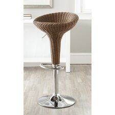 Monicka Adjustable Swivel Bar Stool